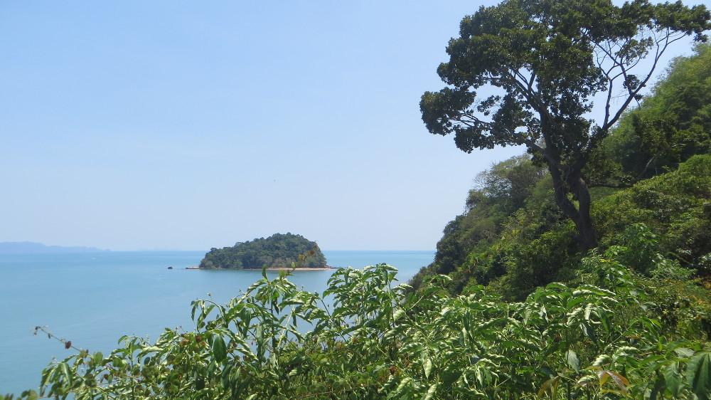 Ostküste von Ko Lanta Yai