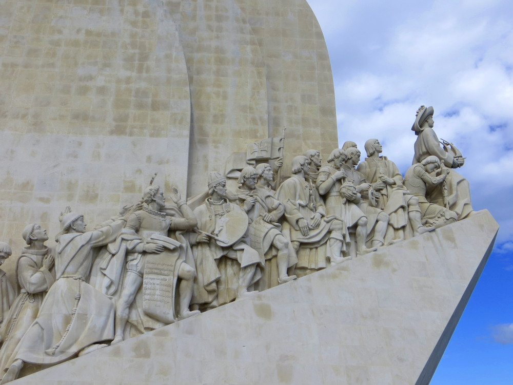 Seefahrerdenkmal in Belém