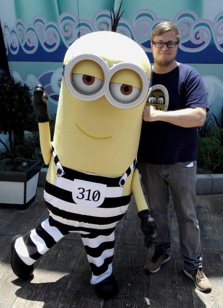 Minion Universal Studios Hollywood