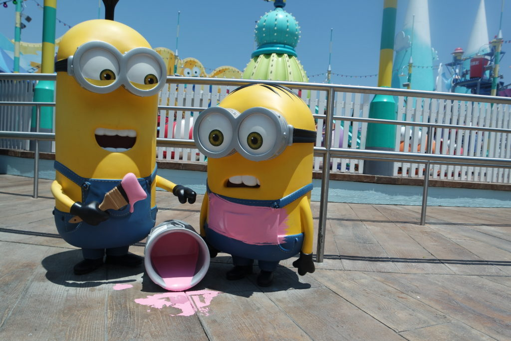 Minions Universal Studios Hollywood