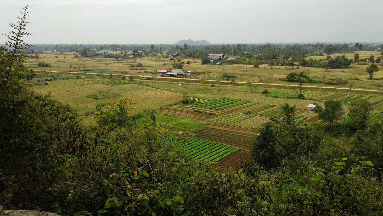 Kampot Hinterland Panorama