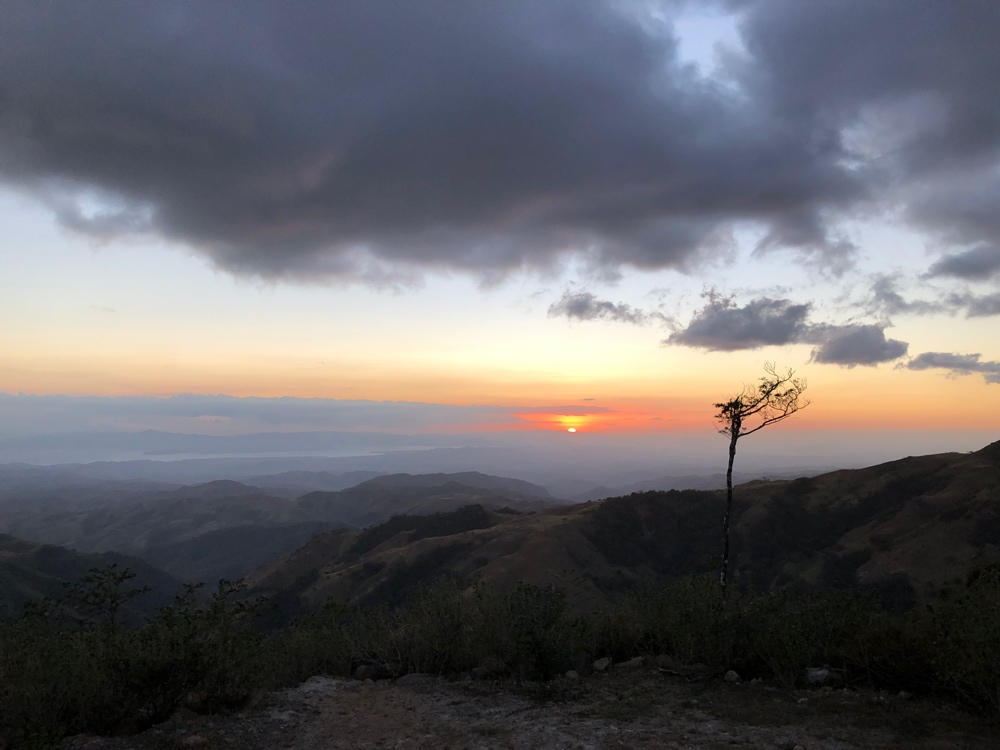 Ausblick in Monteverde