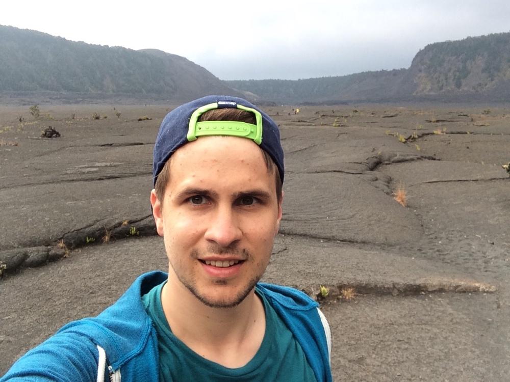 Crater Trail, Big Island