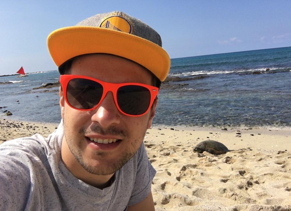 Four Seasons Beach, Big Island