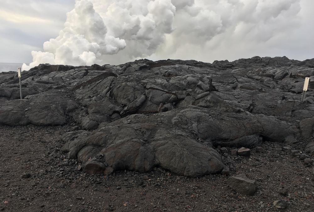 Lava, Big Island