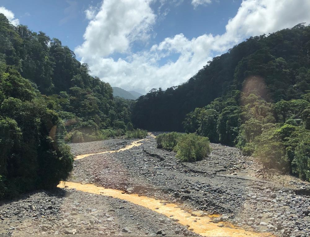 Fahrt nach Cahuita