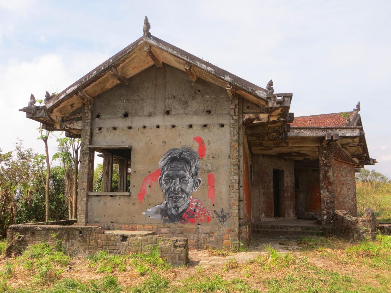 Street Art Bokor Hill