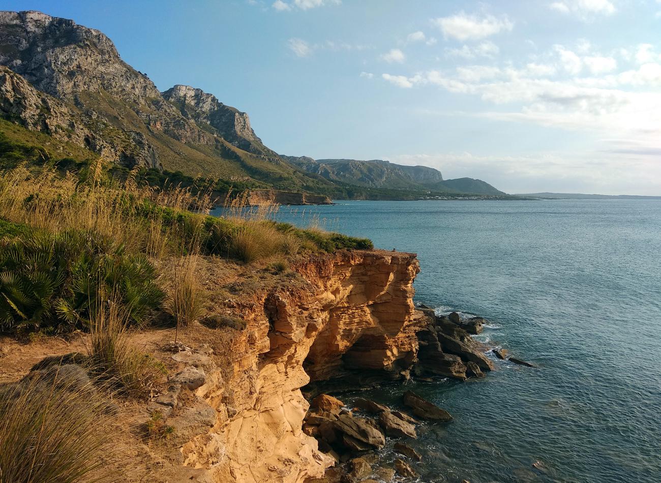 Küste bei Es Caló
