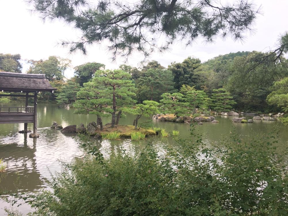Kinkaku-Ji Seen, Kyoto