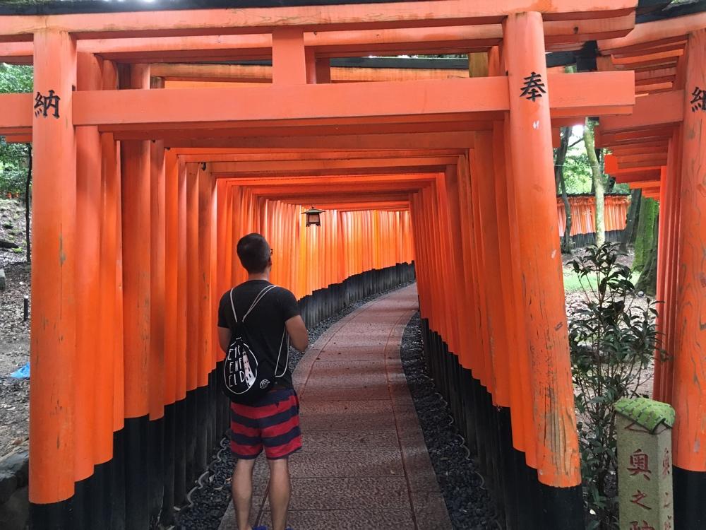 Fushimi-Inari, Sammlung, Kyoto