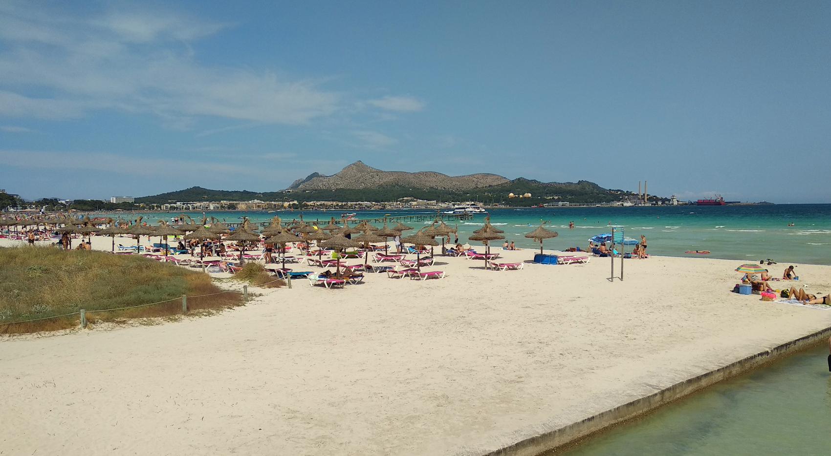 Strand von Port d'Alcúdia