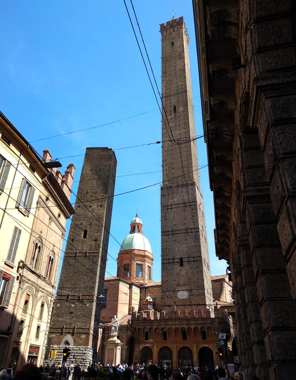 Die Türme von Bologna