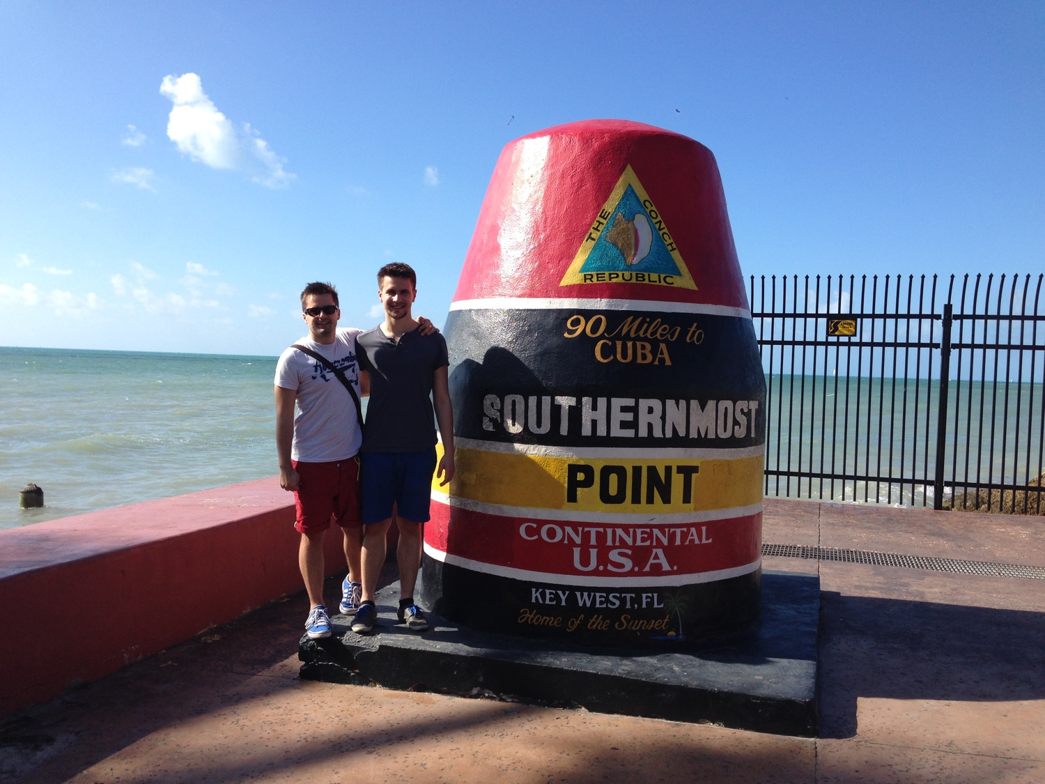 Key West, Southernmost Point