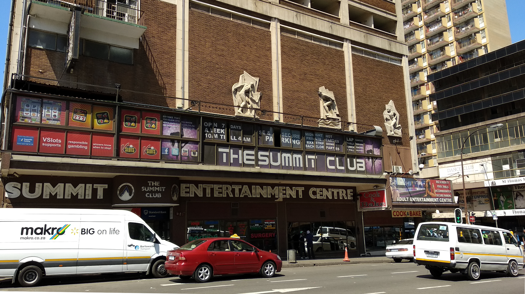Hillbrow Summit Club