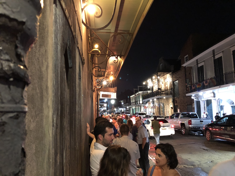 Preservation Hall Line, New Orleans