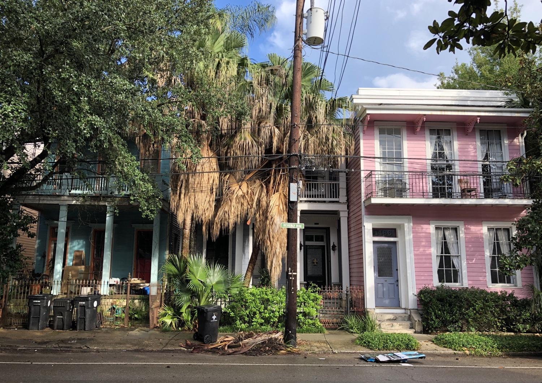 Südstaaten-Haus, New Orleans