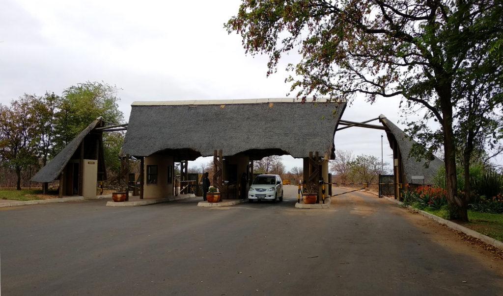 Phalaborwa Gate am Kruger NP