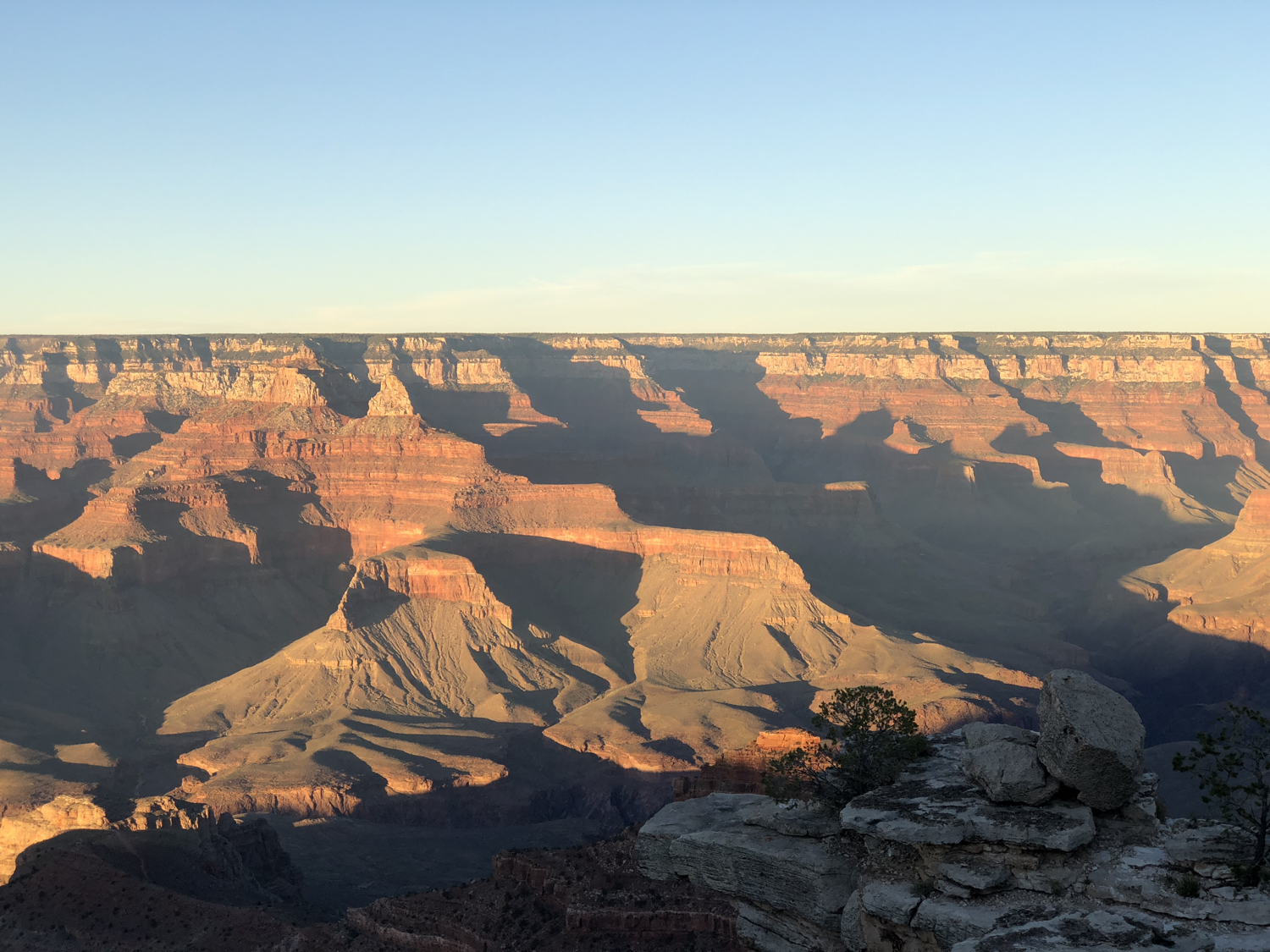 Grand Canyon, Sonnenuntergang