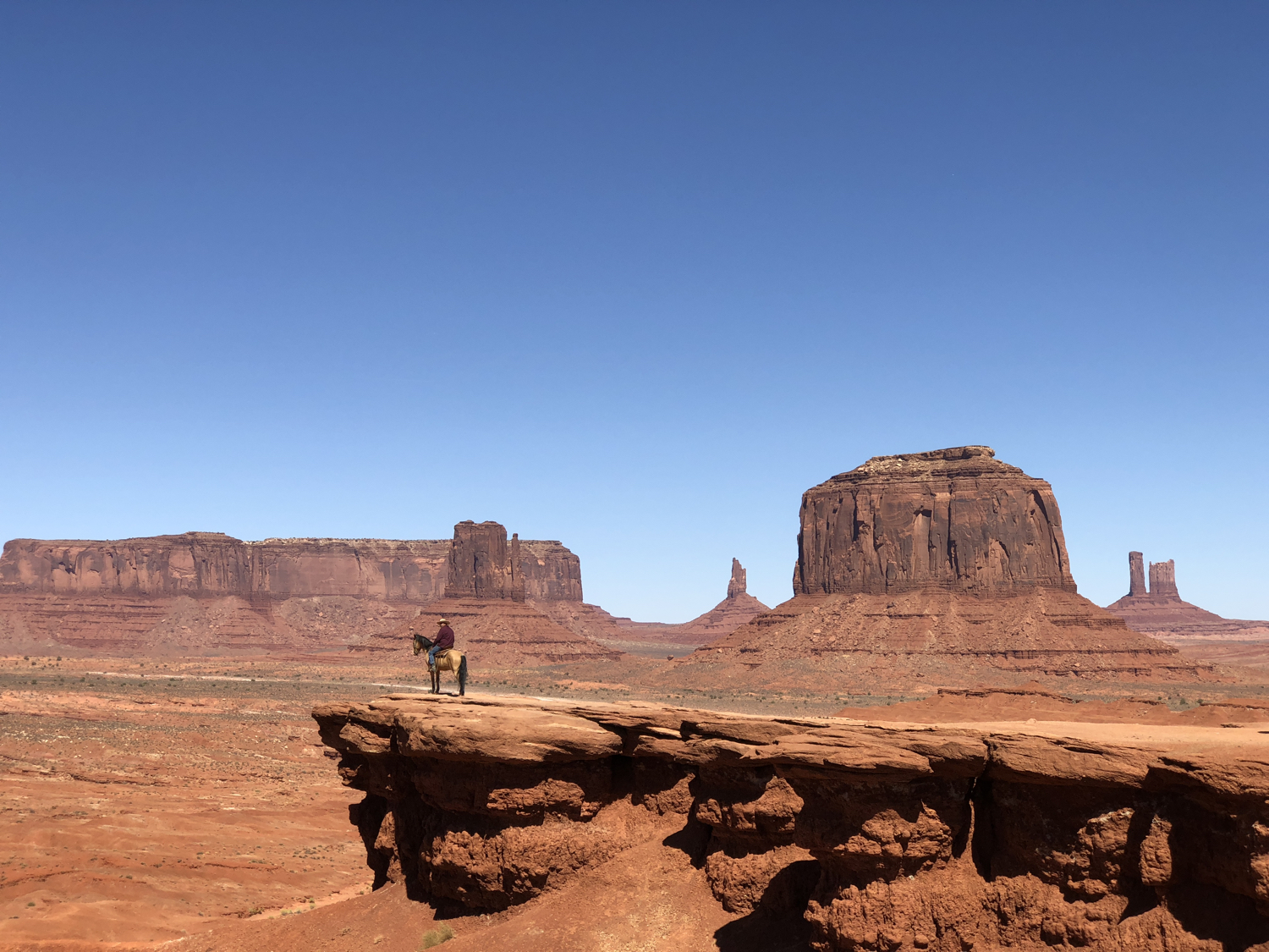 Monument Valley, Lookout