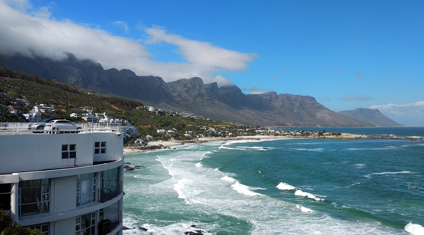 Blick auf Camps Bay