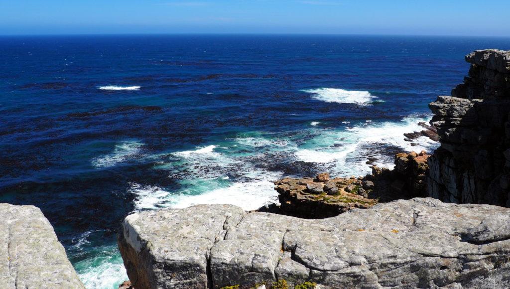 Atlantik am Kap Der Guten Hoffnung