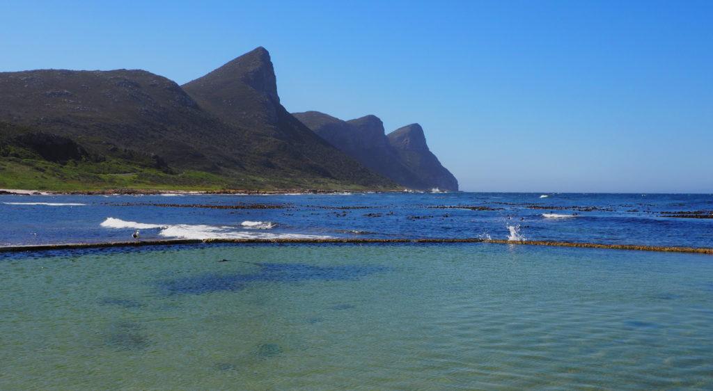 Naturpool auf der Kap-Halbinsel