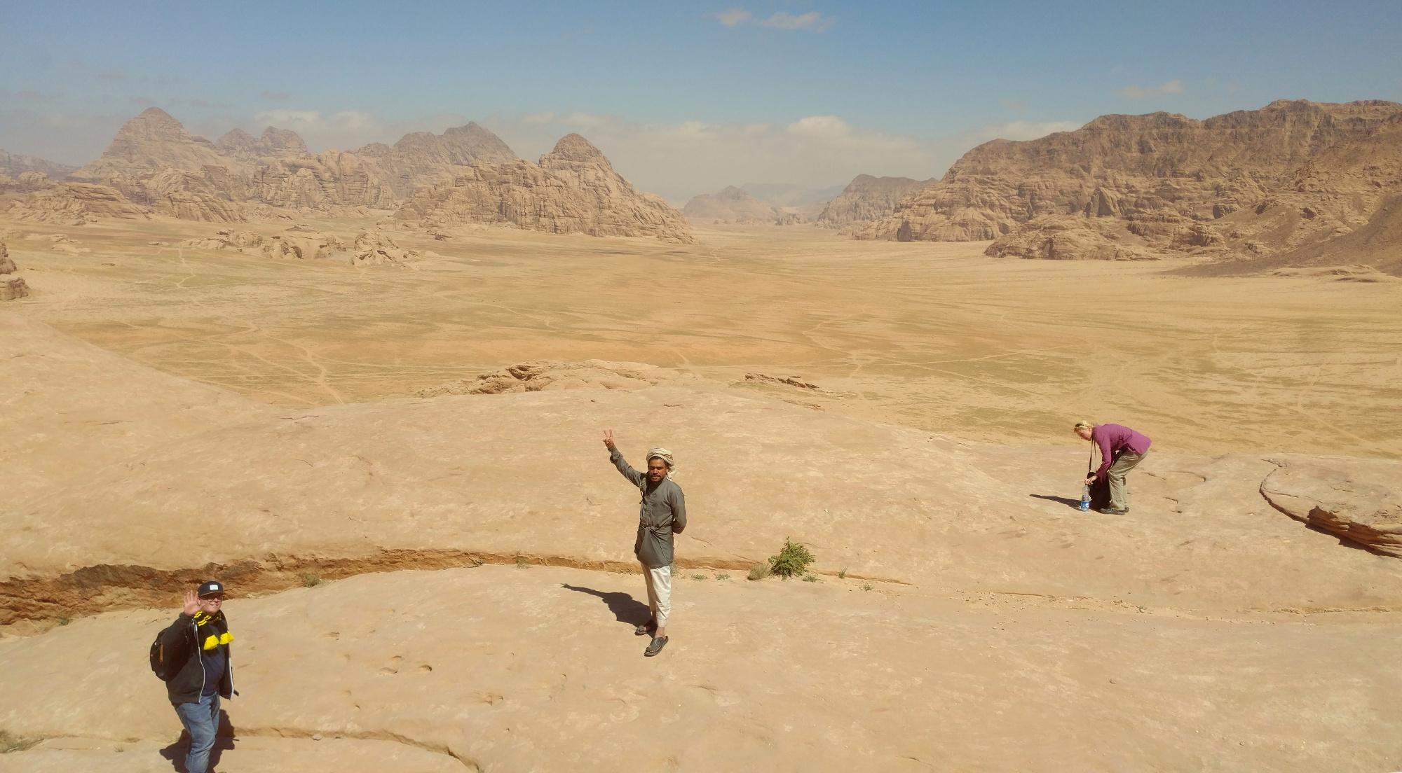 Jebel Burdah Wadi Rum
