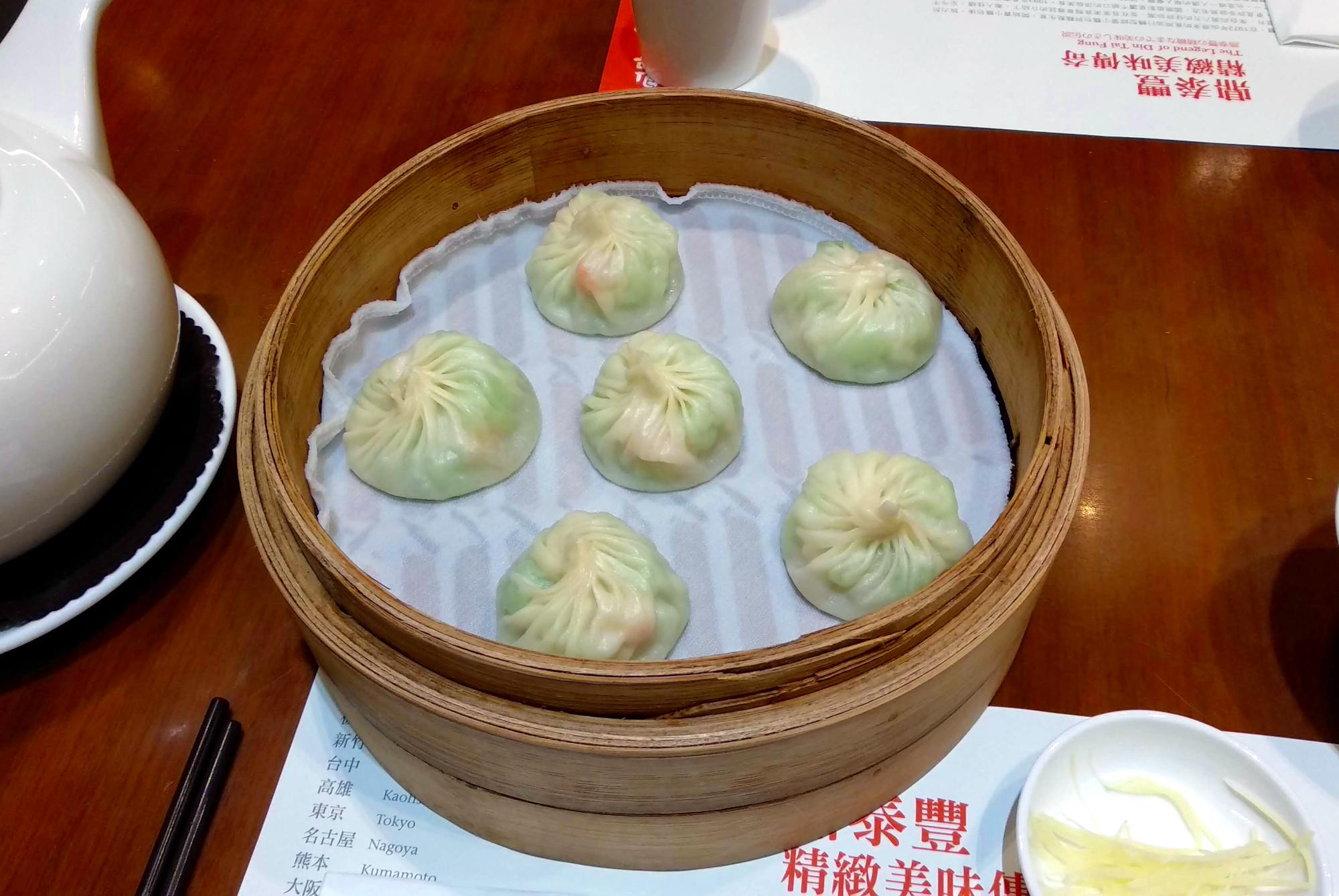 Dumplings Din Tai Fung