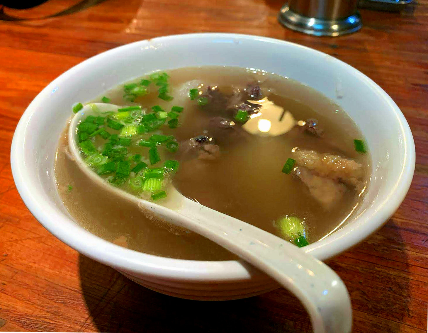 Sun Sin Suppe