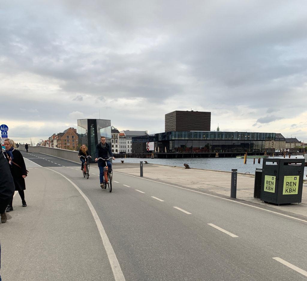 Biking, Kopenhagen