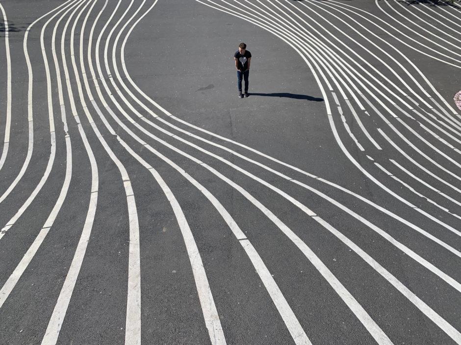 Superkilen Park, Kopenhagen