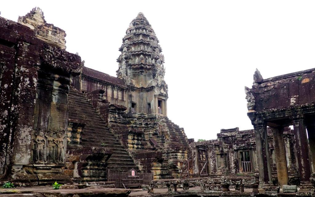 Innenansicht von Angkor Wat