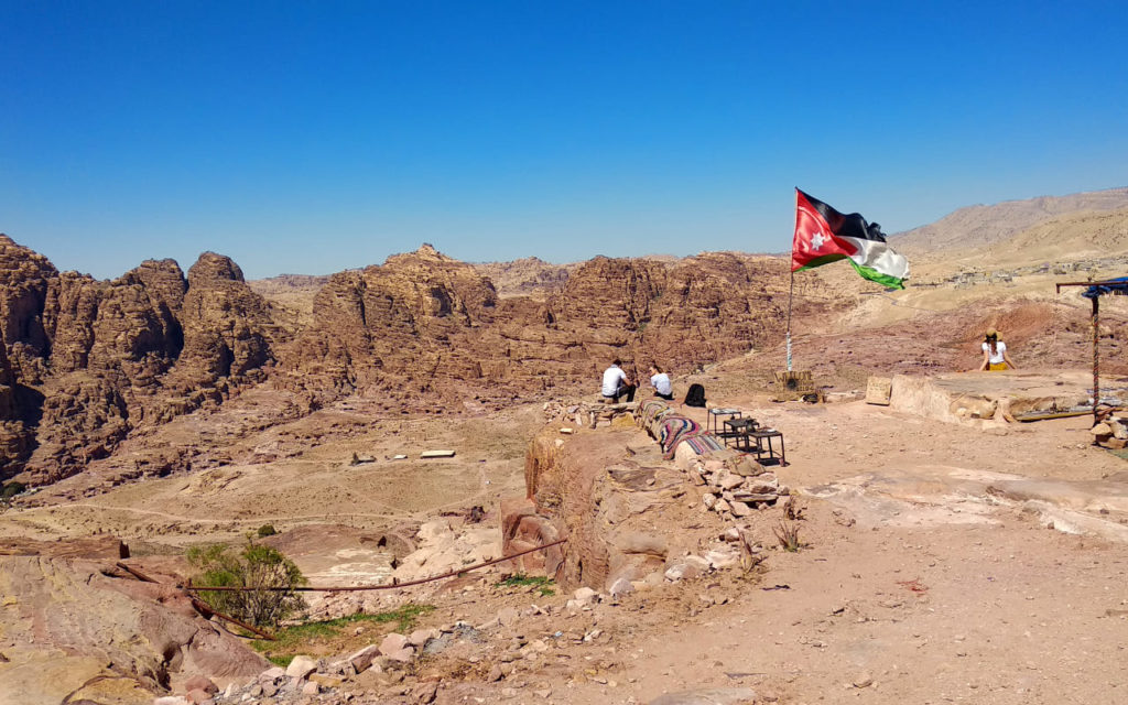 Place Of High Sacrifice in Petra