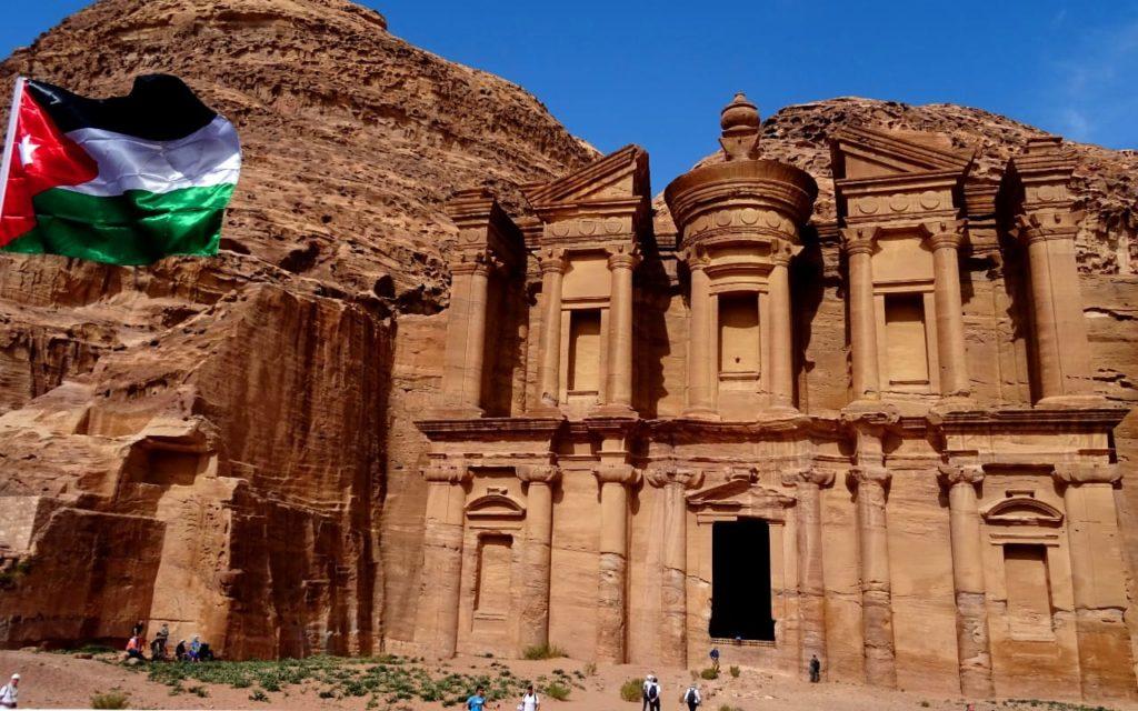 Ad-Deir in Petra