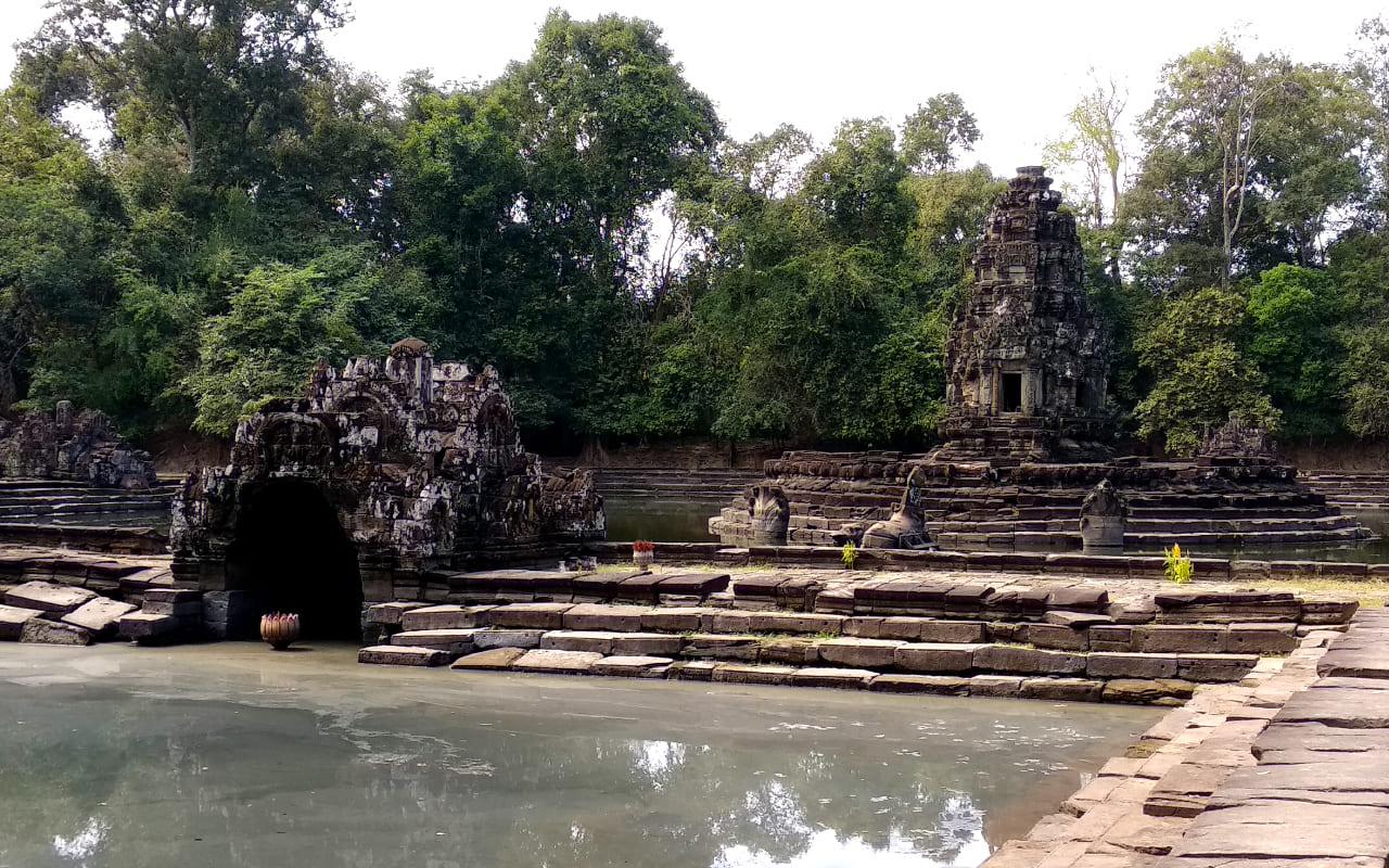Tempelinsel Neak Pean