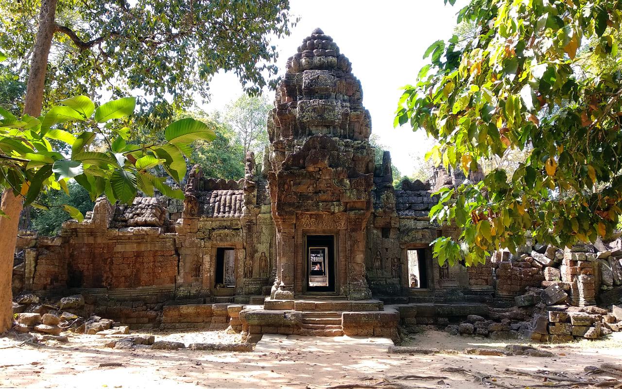 Portal in Ta Som