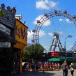 Das Riesenrad im Wiener Prater